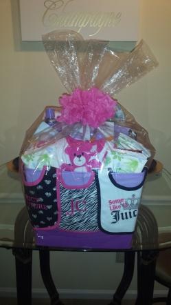 Babt Shower Gift for a Girl