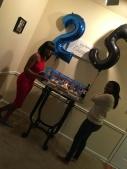 Jasmine's 25th bday celebration