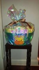 Baby Shower Gift Basket for Boy