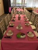 Tea Party Table Decor