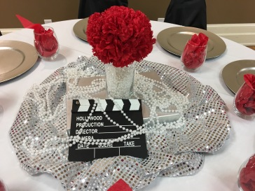Hollywood Dinner Party- 2017 Commerce GA